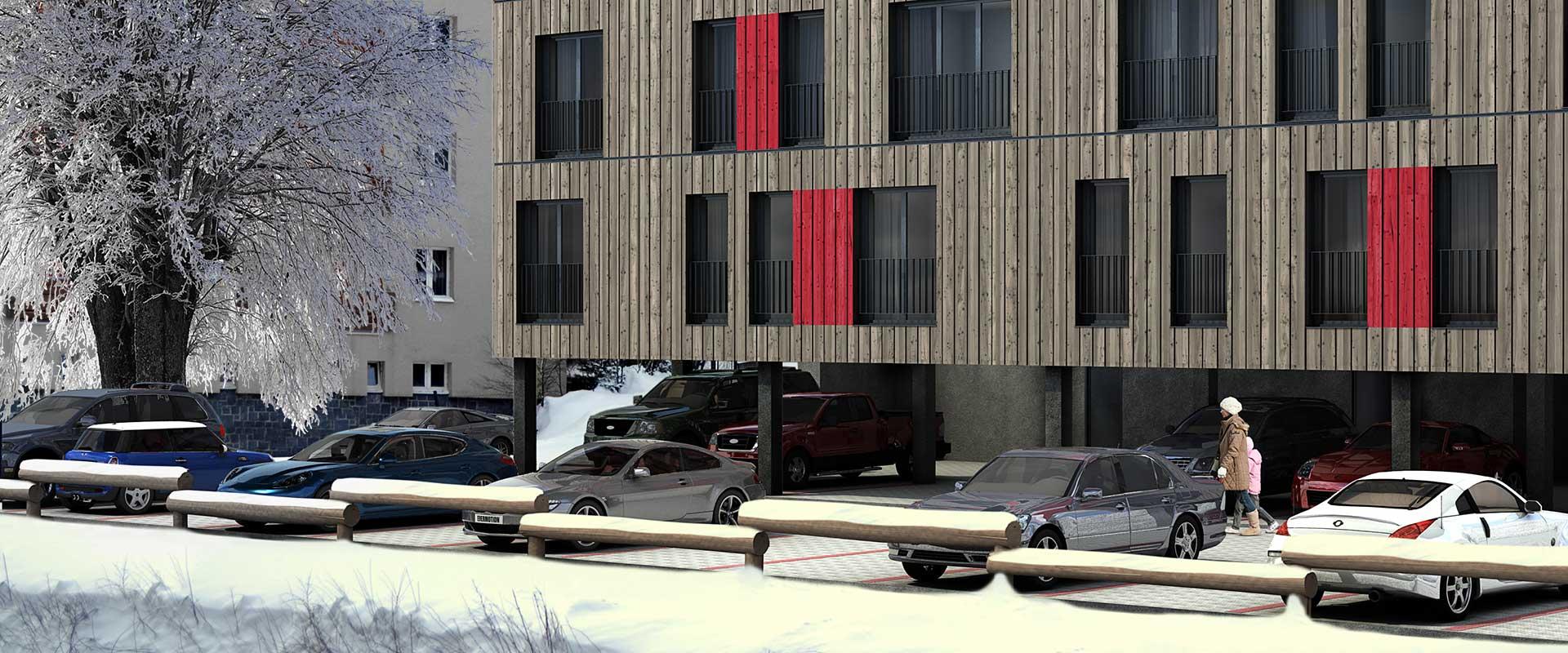 Apartmány Vlčice v srdci Krkonoš v Peci pod Sněžkou